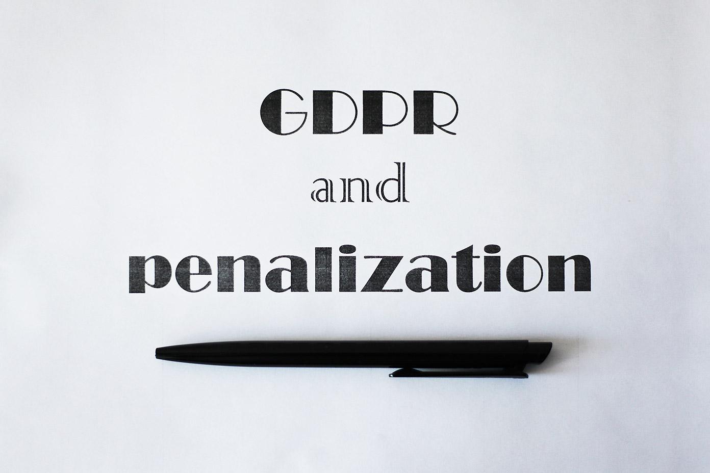 штрафи за GDPR розмір